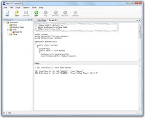 I2C Studio Script